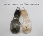 PVC JELLY SHOES