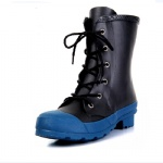 Solinda 2013 new major suit handsome motorcycle boots Martin boots in tube overshoes for women women boots 2 color